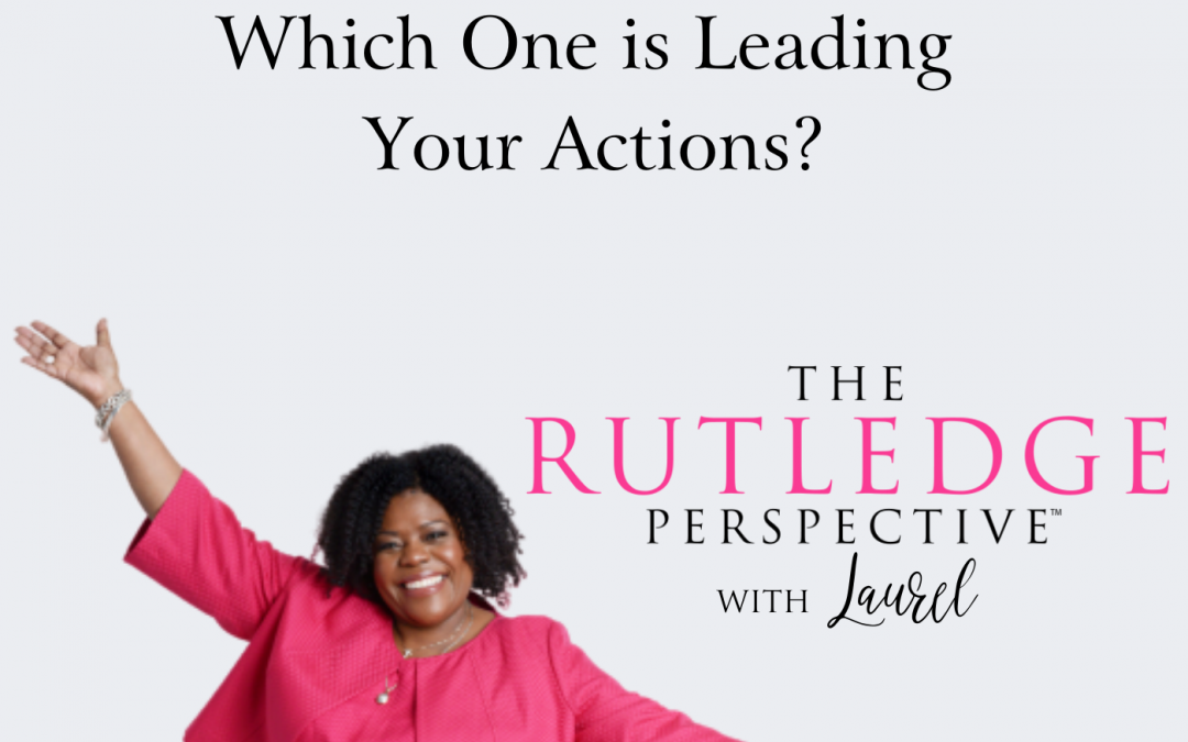 Conviction or Opinion: Which one is leading your actions?